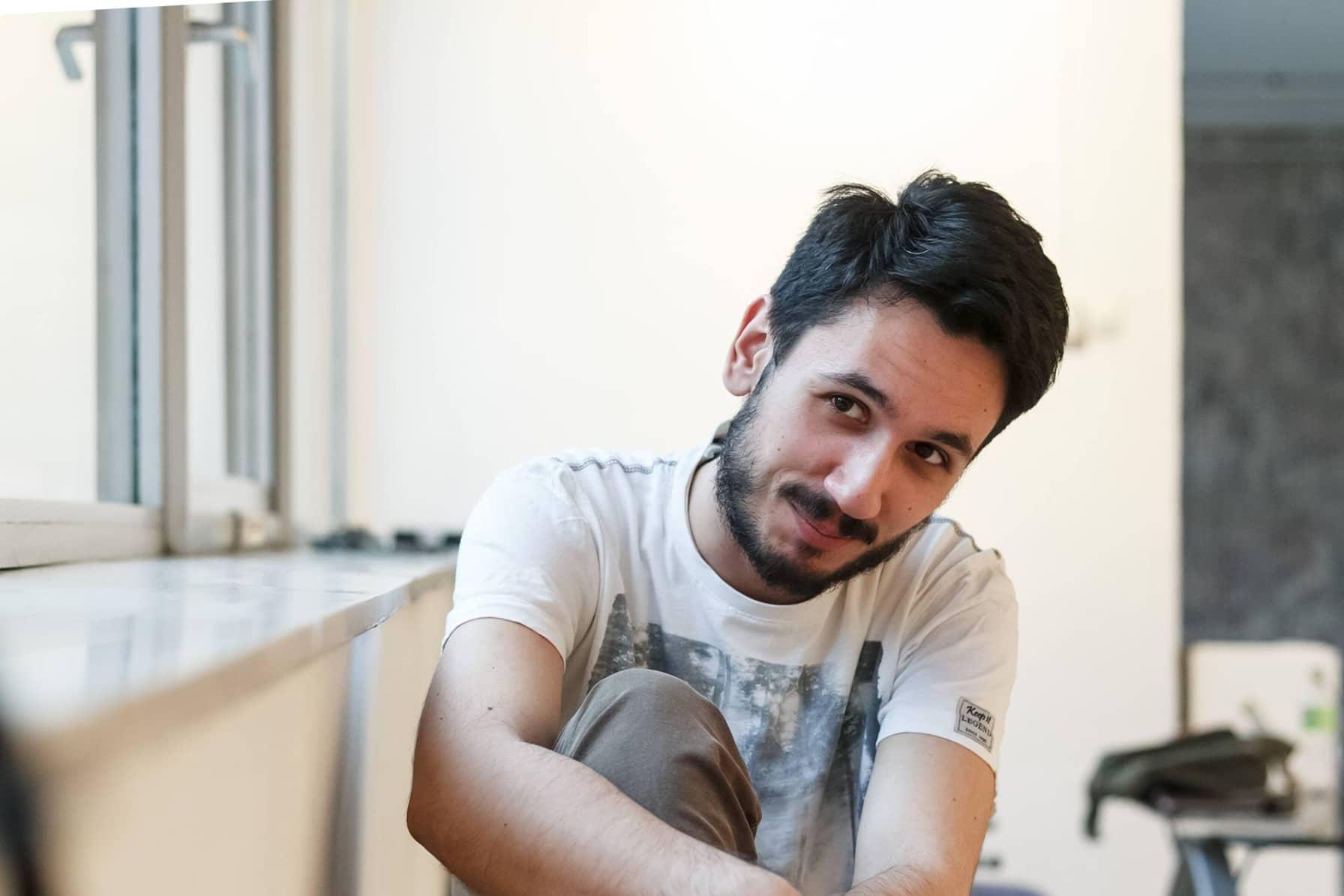 Ognjen Aksentijević: Verujem da je čovek biće promene i da je u tome suština svega