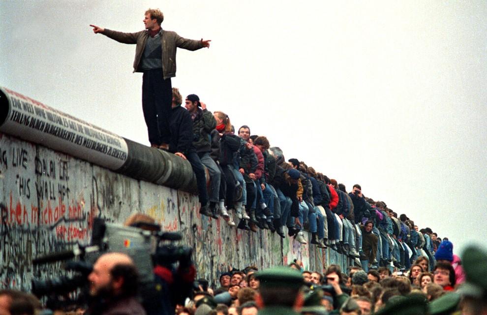 Pad Berlinskog zida u popularnoj kulturi – I deo