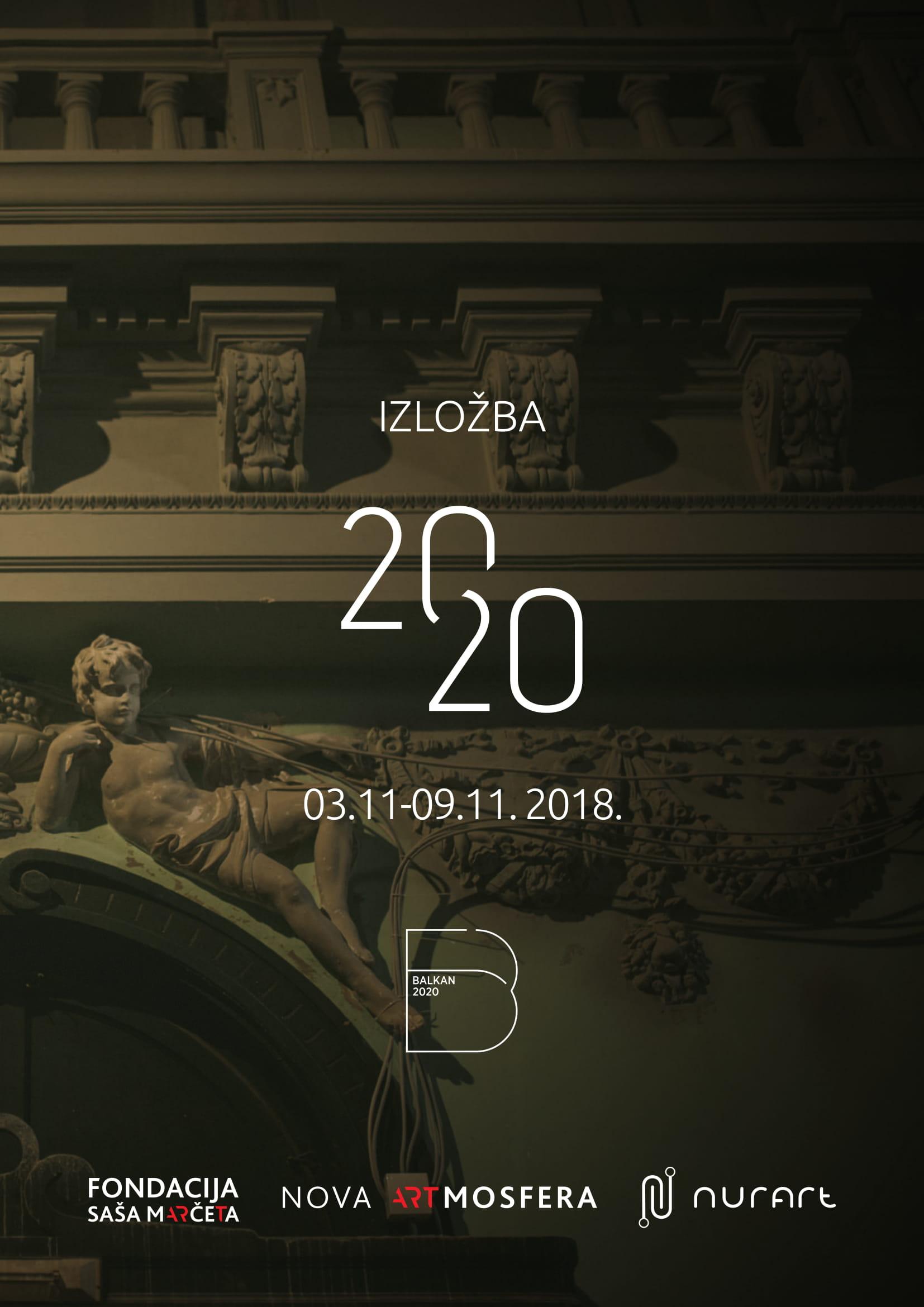 Izložba 20/20 i Nova Artmosfera u bioskopu Balkan