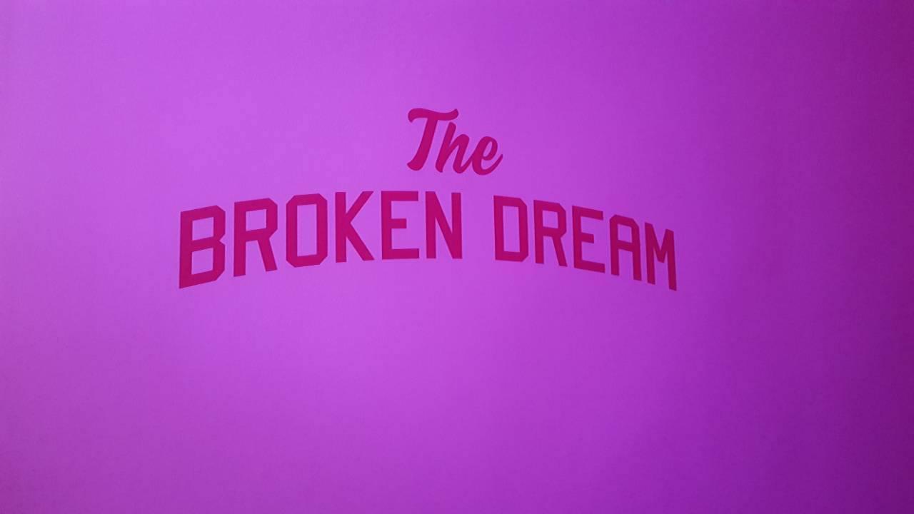 Izložba The Broken Dream Andree Dramićanin u X Vitaminu