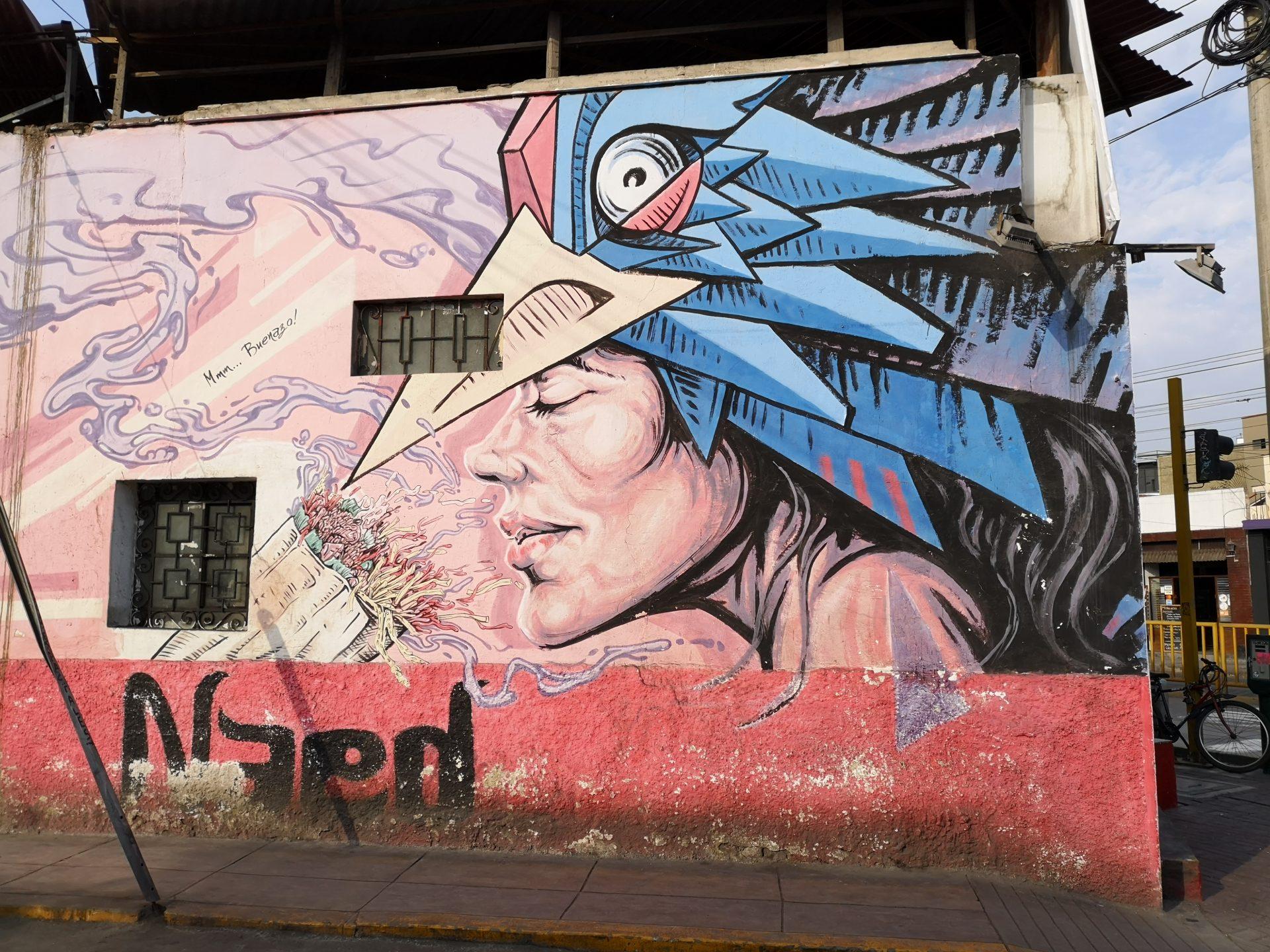 Razglednice iz Latinske Amerike – Peru, nazad u civilizaciju