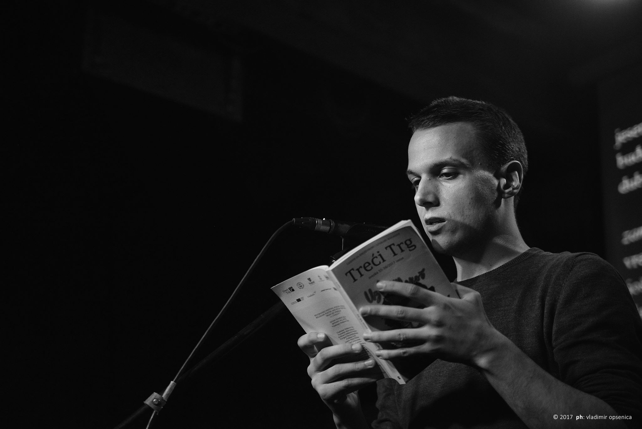 Srđan Gagić – Čovek u službi književnosti
