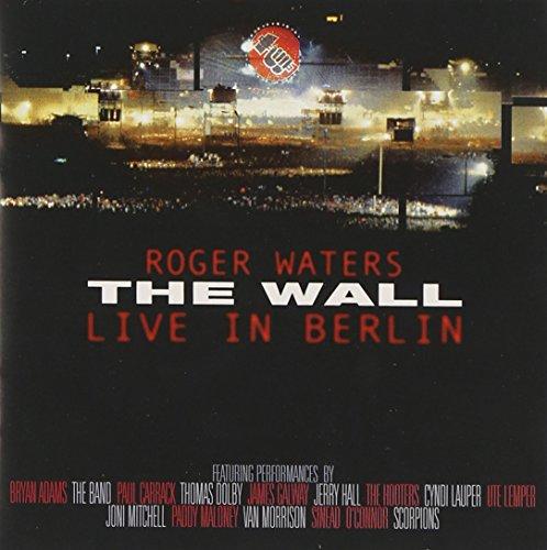 """DvD spektakla """"The Wall"""" - Uživo iz Berlina, koji se održao 1990. na Laipziger Platz-u"""