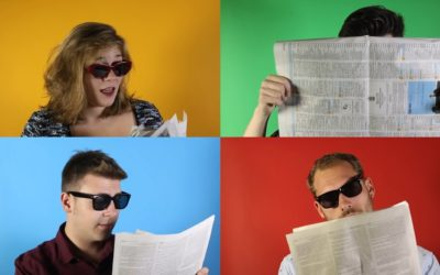 Paper Animals: Lepršava muzika za njihanje