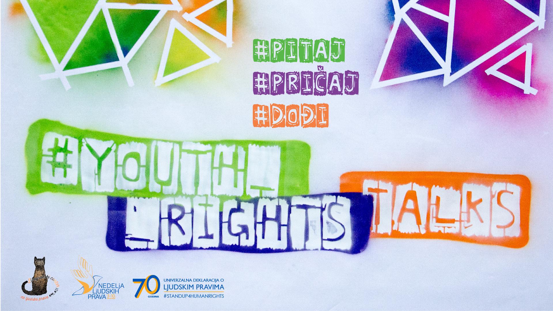 Youth Rights Talks 8. decembra u Ziri