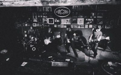 Koncertna promocija debi albuma benda Mac Tire u CK13