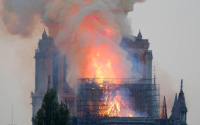 Pitali smo mlade: Šta mislite o požaru u katedrali Notr Dam?