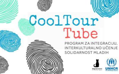 Otvorene prijave za CoolTour Tube program Beogradskog centra za ljudska prava