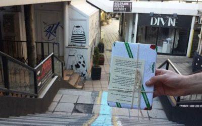 Knjiška vila: Magija poklanjanja knjiga