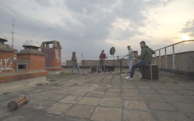 Novi spot i singl beogradskog indie electro benda Risaund