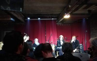 Ijan Kertis kao vanvremenska figura — promocija knjige Joy Division — Deo po deo