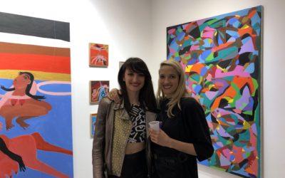 U mojim snovima živiš: izložba Marije Radulović i Tine Danilović