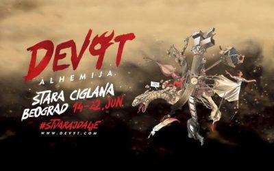 Počinje magija alhemije – Peti umetnički festival DEV9T