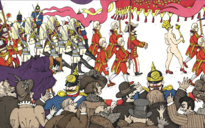 David protiv Golijata u rukama glavnog grada