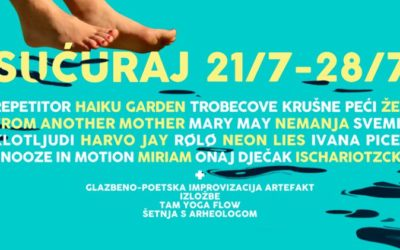 Digitalni kasetofon @RadioAparat/ 4.8.2019. / Tam Tam Festival
