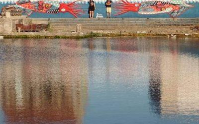 Gde su bili šta su radili – Street art Jane Danilović u KC REX