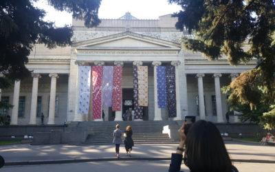 "Putopis: Ispred teatra ""Baljšoj"""