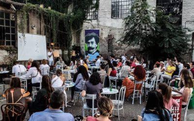 Iskren razgovor o putovanjima — Promocija putopisne knjige Pisma iz Južne Amerike