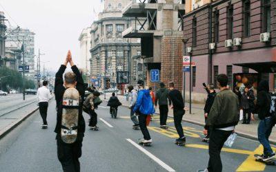 Samit nesvrstanih  vraća skejt na ulice
