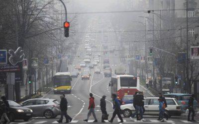 Ko zagađuje vazduh u tvojoj okolini?