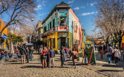 Razglednice iz Latinske Amerike – vreva Buenos Airesa i Vipassana meditacija