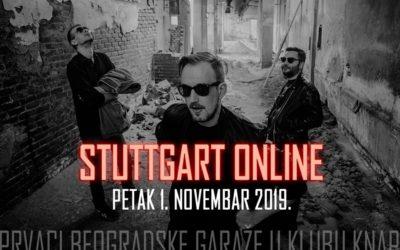 Coucou Abel, Stuttgart Online i Bullet for a Badman ove nedelje u Knapu