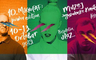 10. Mikrofaf Festival: Power Edition