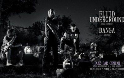 Fluid Underground i Danga ovog vikenda u Beogradu i Novom Sadu