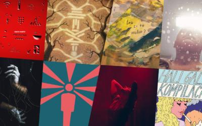 Oblakoder vs Balkanrock: Top 5 domaćih albuma u 2019. godini