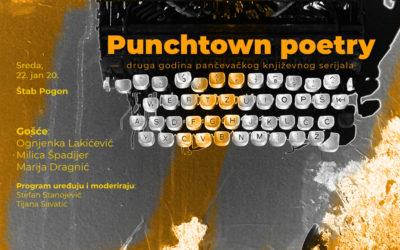 Punchtown poetry slavi drugi rođendan