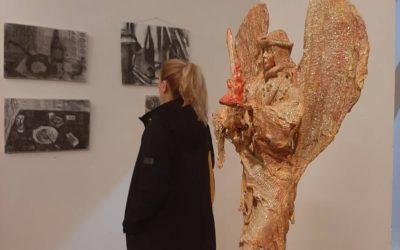 Početak – Brut art izložba u KC Gradu