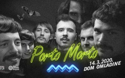 Porto Morto u martu u DOB-u