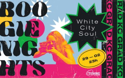 Boogie Nights w/ White City Soul u subotu u KC Gradu