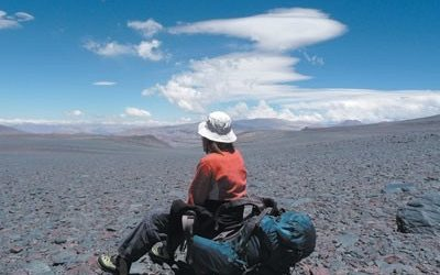 Dragana Rajblović – uspon na najviši vulkan sveta Ohos del Salado