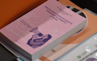 """FemPlatz i Ženski istraživački centar za edukaciju i komunikaciju dobitnice nagrade """"Anđelka Milić"""""""