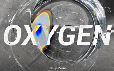 Eksperimentalni studentski projekat OXYGEN u galeriji Zvono