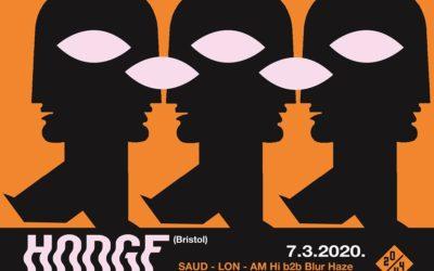 Bristolski duh u Beogradu: Hodge na 20/44
