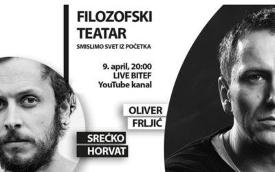 Digitalno izdanje Filozofskog teatra