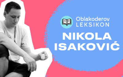 Karantinski leksikon: Nikola Isaković