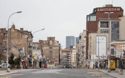 Izvanredno stanje Beograda