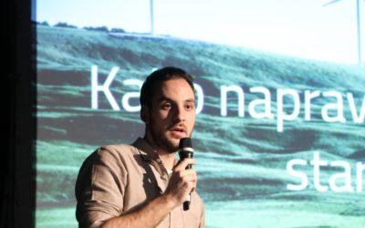Nemanja Milović: Moramo da budemo glasniji i organizovaniji