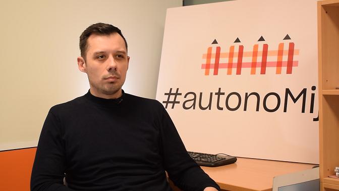 Norbert Šinković: Mi tek 30 godina učimo šta je sloboda medija