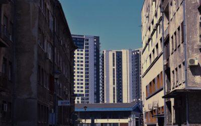 Oblakoder objektiv: portreti beogradskih zgrada