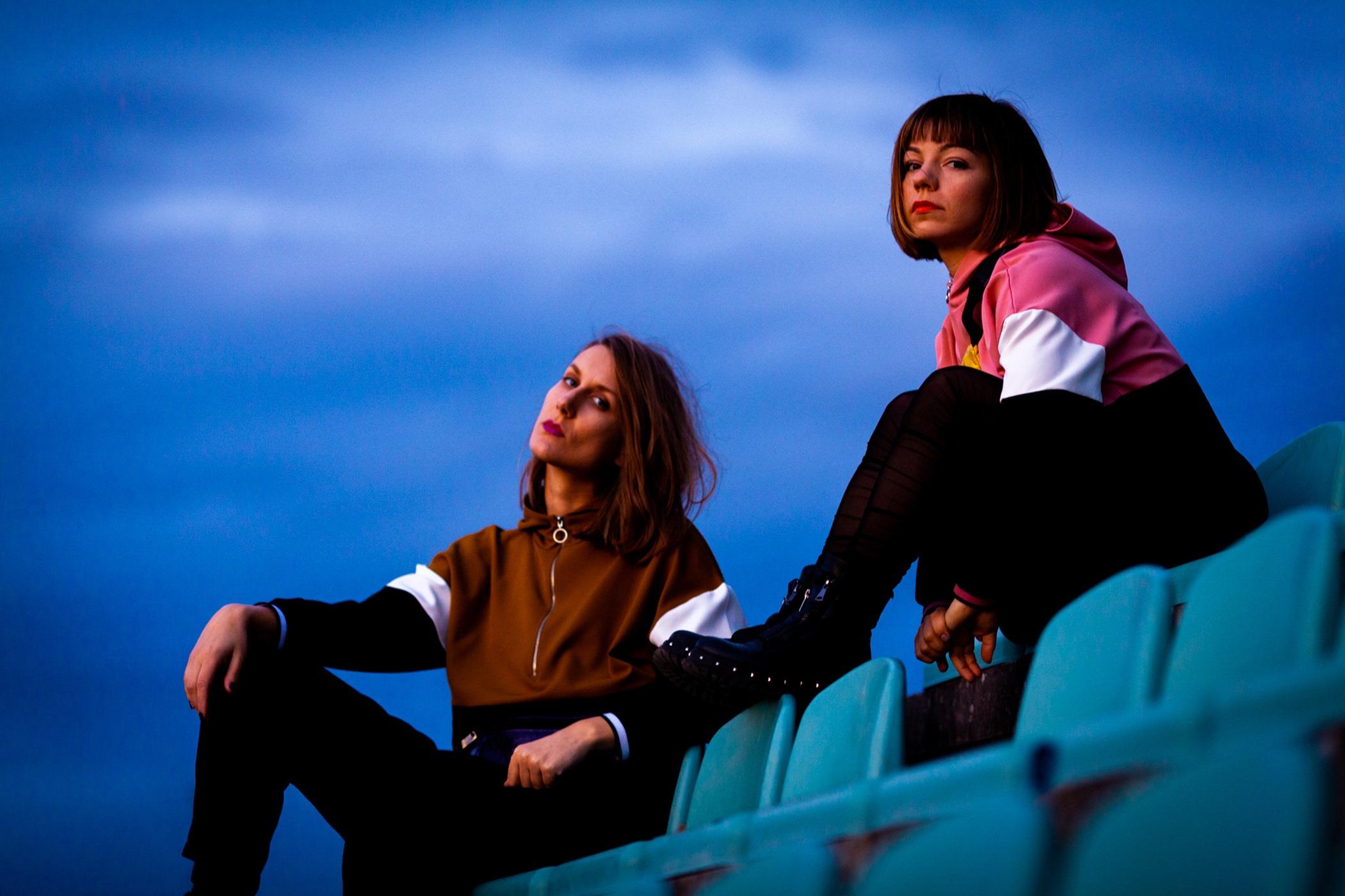 Nova pesma Anje Štark i Hibrida – Vazduh