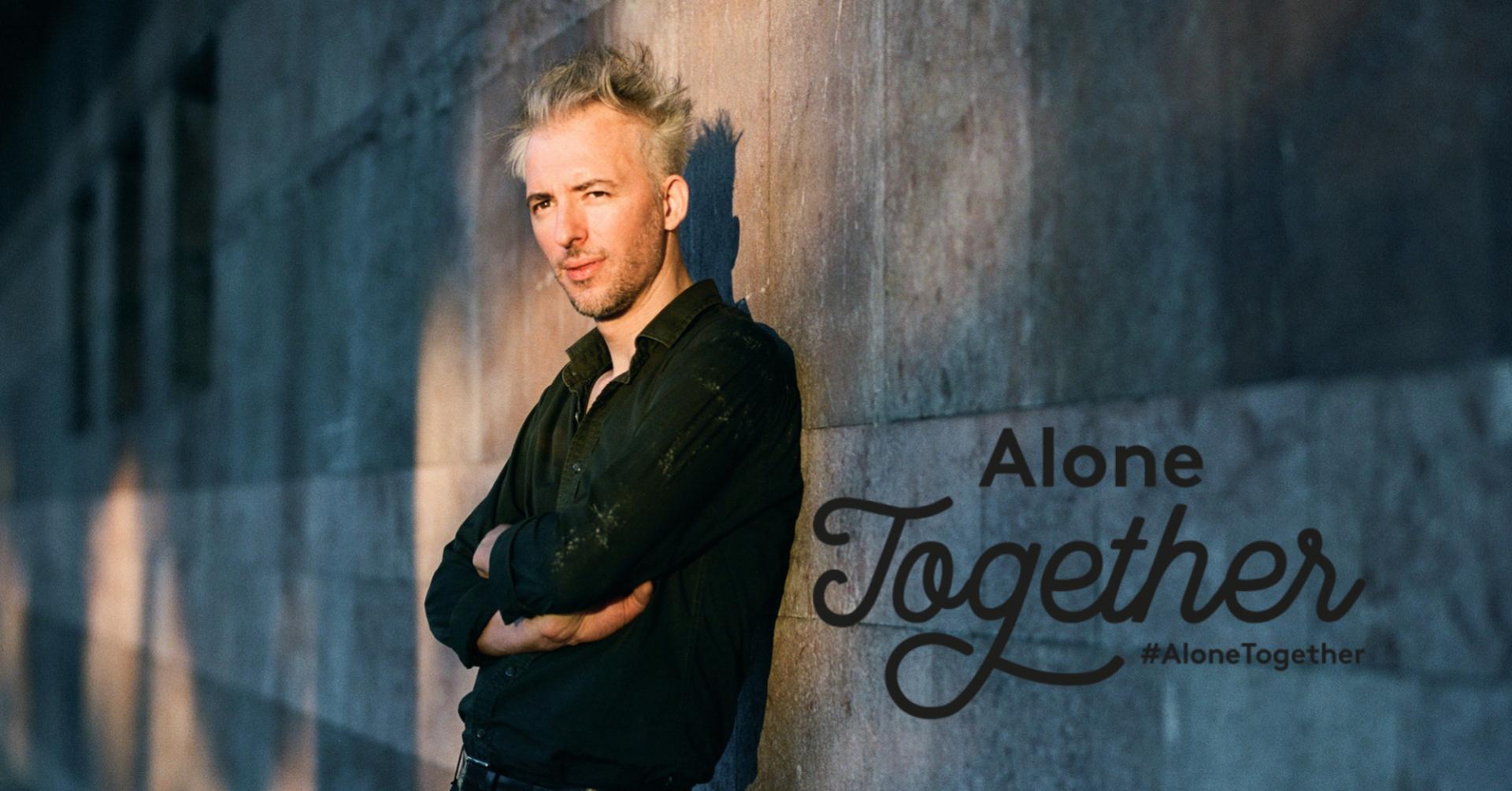 Mini-koncert Kralja Čačka ove subote na #AloneTogether platformi