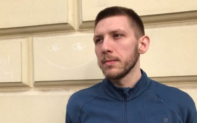 Zbirka poezije Napad panike Stefana Stanojevića – Koliko je strašno biti Niko?