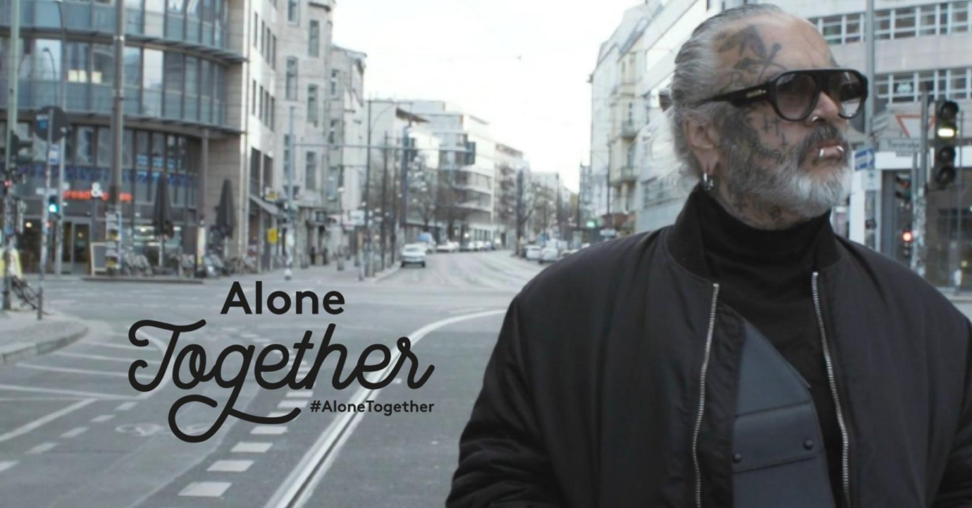 #AloneTogether: Kratki film Svena Markvarta – Izolacija