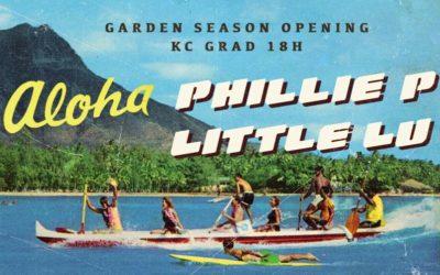 Garden Season Opening u KC Gradu