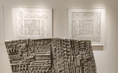 Spoj oblaka, peska i betona- izložba Ivana Šuletića u galeriji Rima