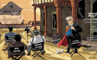 Heroji Holivuda na Mister Vorky festivalu